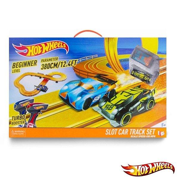 Hot Wheels Autorama Slot Car Track Set - 380 cm