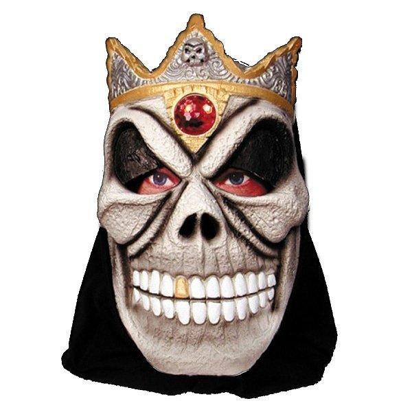 Máscara Caveira Real com Capuz