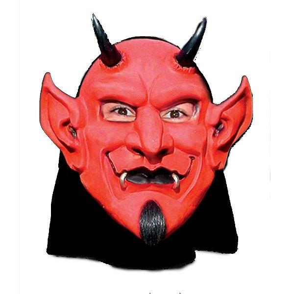 Máscara Sorriso com Capuz