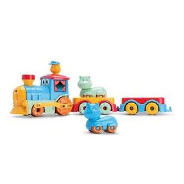 Trenzinho Circus com Som - Samba Toys
