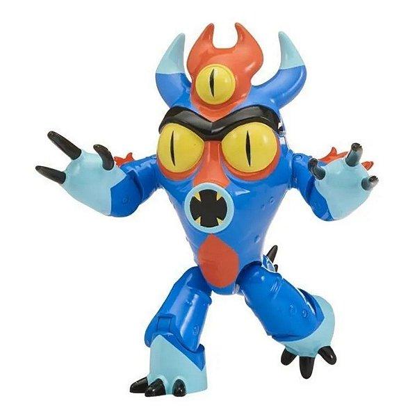Boneco Fred Big Hero 6 The Series Articulado - Sunny