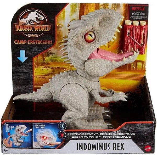 Jurassic World Dinossauro Bebê Indominus Rex - Mattel