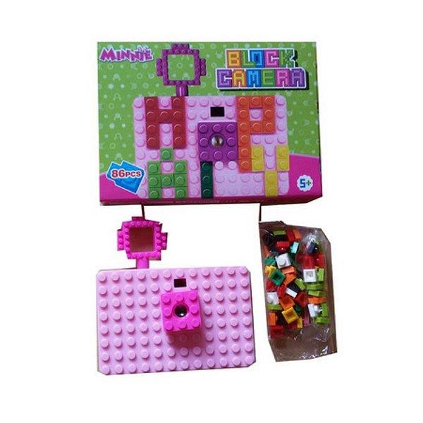 Block Câmera Minnie lego
