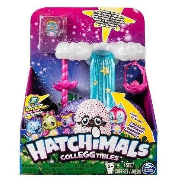 Hatchimals CollEGGtibles - Cascata Iluminada - Sunny