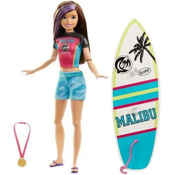 Barbie Skipper Dreamhouse Adventures Surfista - Mattel