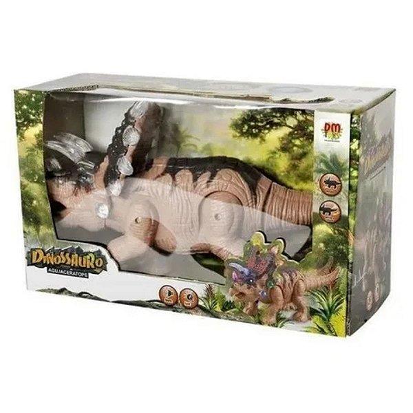 Dinossauro Com Som E Luz
