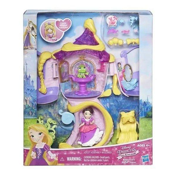 Torre de Estilo Da Rapunzel