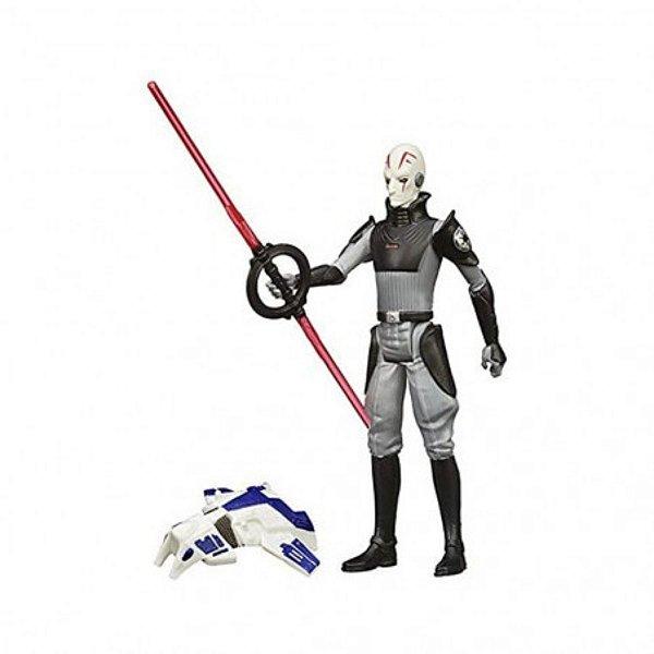 Boneco The Inquisitor L'inquisiteur Star Wars
