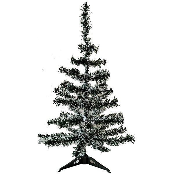 Árvore De Natal Pinheiro Nevada 90cm