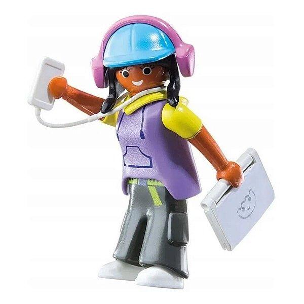 Playmobil - Playmo Friends - Menina High Tech