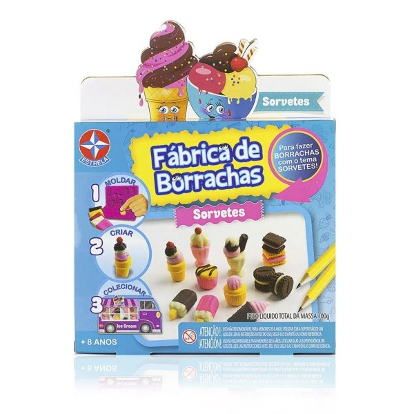 Fábrica de Borrachas Sorvetes - Estrela