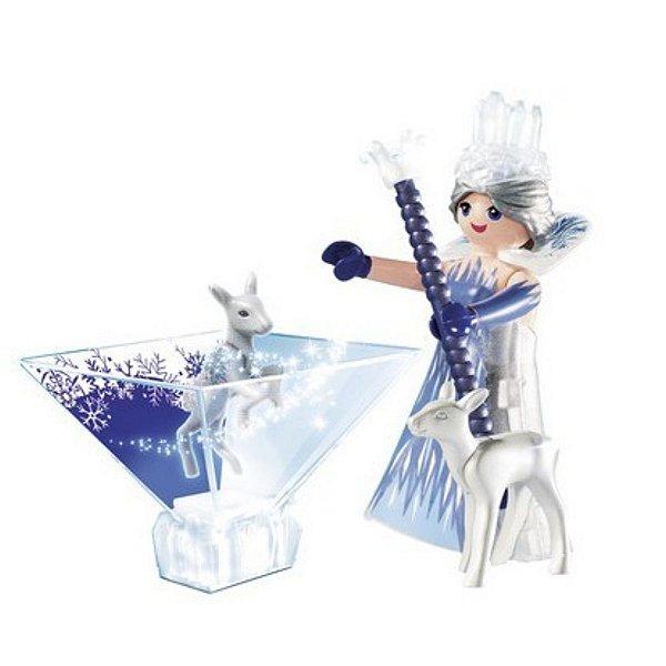 Playmobil Princesa Cristal No Gelo 9350