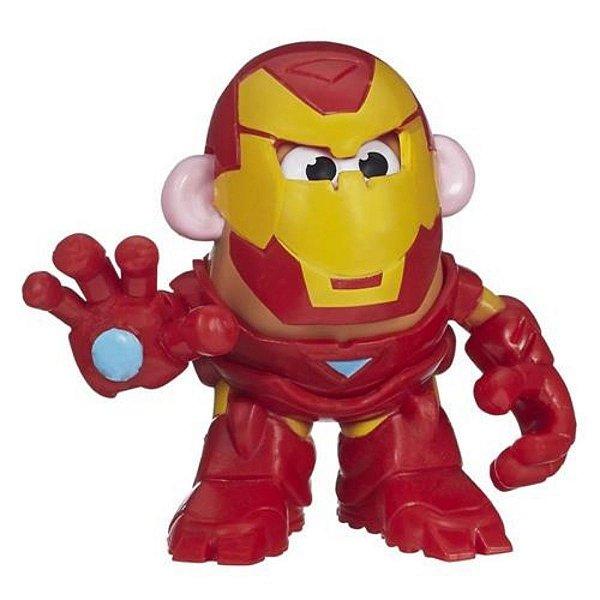 Boneco Mr.Potato Head Homem de Ferro - Marvel