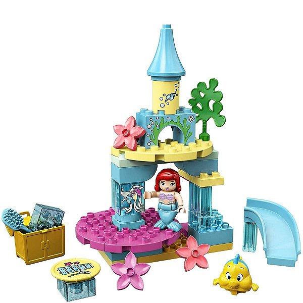 Lego Duplo o Castelo do Fundo do Mar da Ariel
