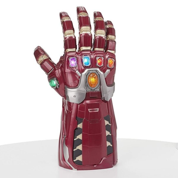 Manopla Eletrônica Marvel Avengers Ultimato - Iron Man - Hasbro