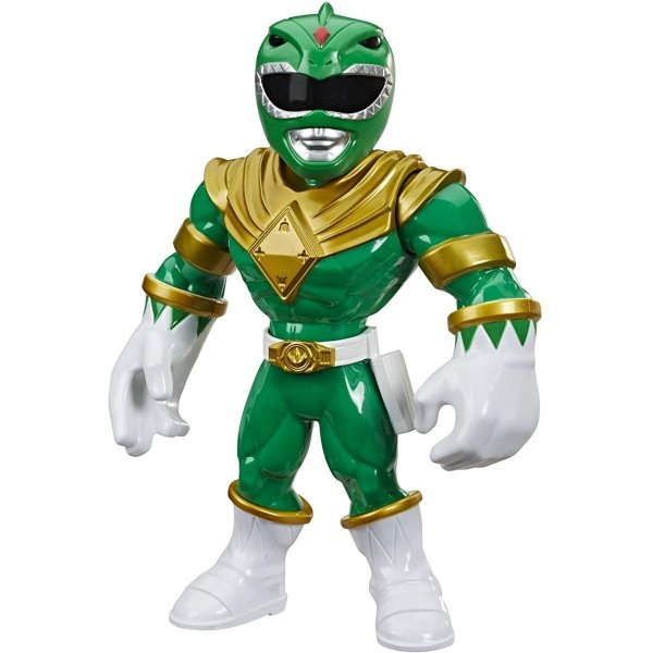 Boneco Verde Power Rangers Mega Mighties - Hasbro