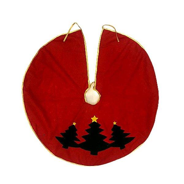 Saia Tapete Para Árvore De Natal