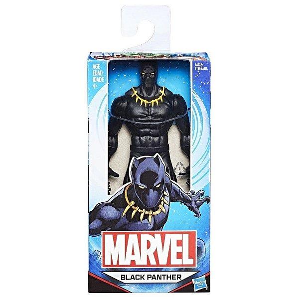 Figura Avengers Pantera Negra - Hasbro