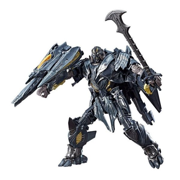 Transformers The Last Knight - Boneco Premier Edition - Megatron