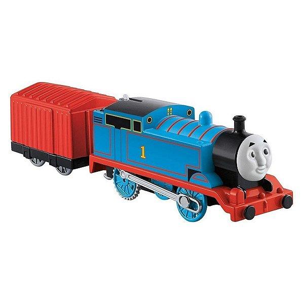 Thomas E Seus Amigos - Trenzinho Motorizado Thomas - Mattel