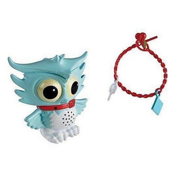 Mascote Monster High - Bichinho Monster Coruja - Mattel