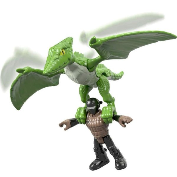 Imaginext Jurassic World Pterodátilo Dinossauro Fxt33 Mattel