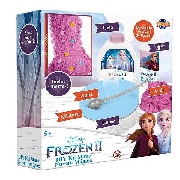 Kit Slime Nuvem Mágica Frozen 2 - Toyng
