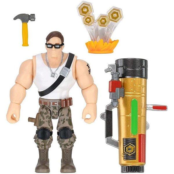 Mini Figura Articulada 8 Cm Davy Bazooka - Roblox - Sunny