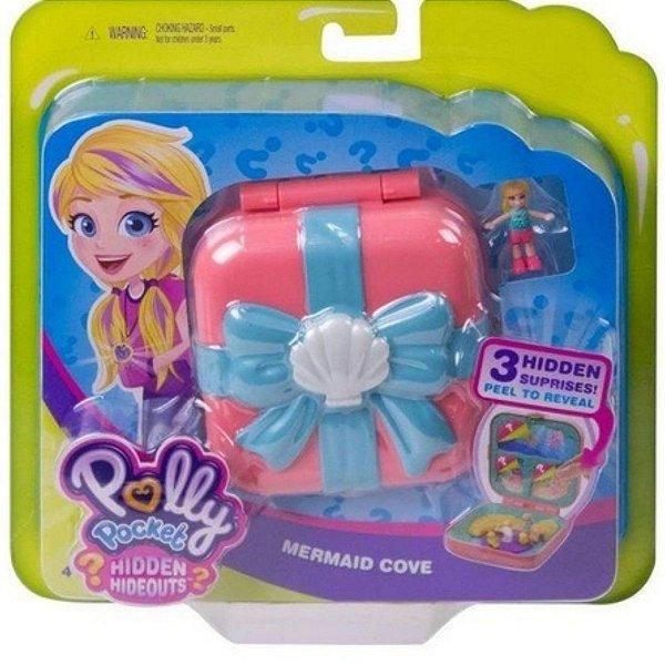 Polly Pocket Lugares Escondido - Mattel