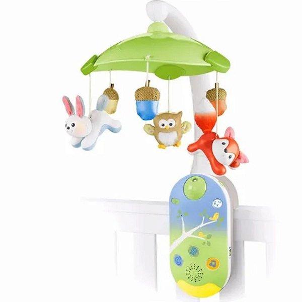 Móbile Meu Bosque Fisher Price - Mattel