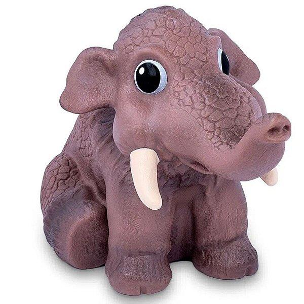 Mamute Dino World Baby Com Som E Massinha 2342 - Cotiplás