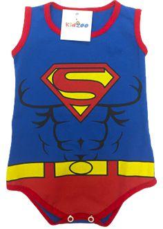 Body Personagem Superman