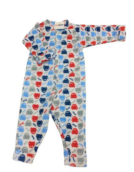 Pijama Soft Estampado - Menino - Sortido