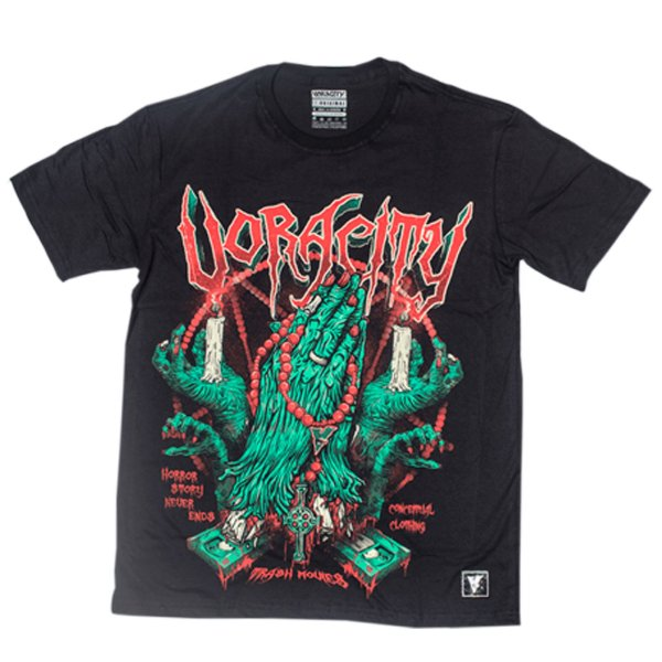 Camiseta Zombie Hand - Voracity