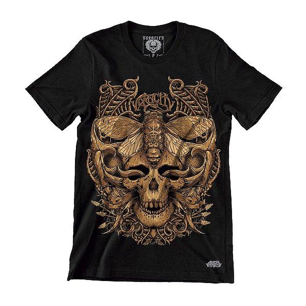 Camiseta Cigarra - Voracity