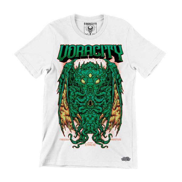 Camiseta Monster B - Voracity