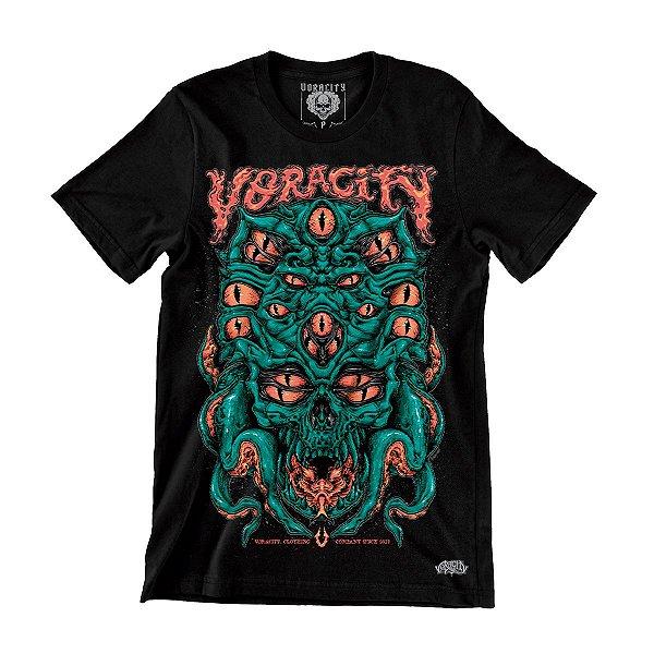 Camiseta Octodemon - Voracity