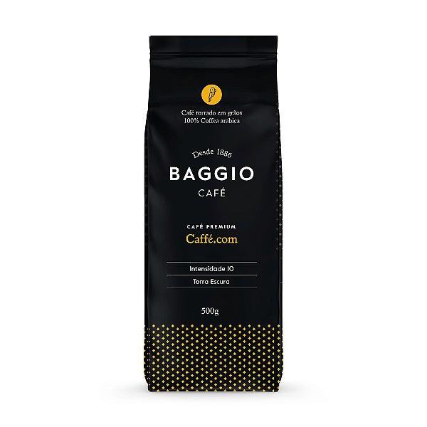 Baggio Café Gourmet Caffe.com em grãos 500g
