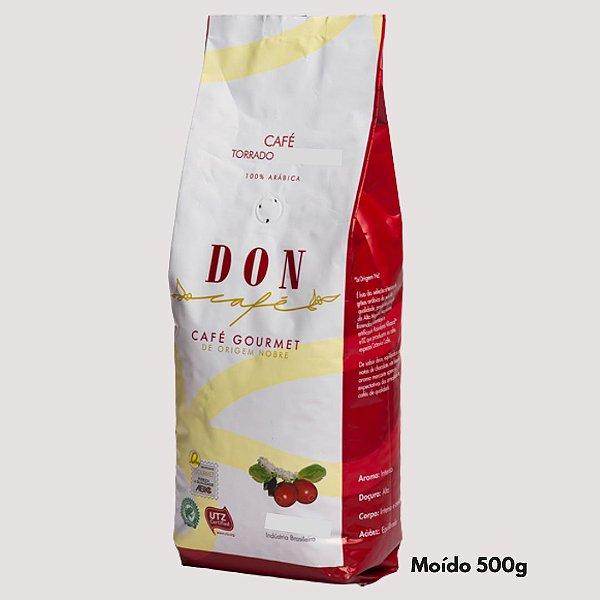 Café Don Moído Gourmet 500g
