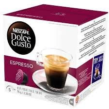 Nescafé Dolce Gusto, Espresso 16 Cápsulas