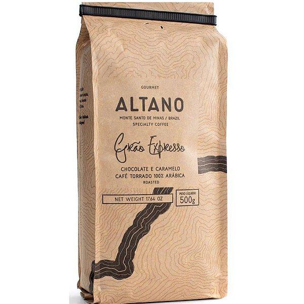 Café Altano Gourmet em Grãos  500g