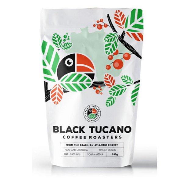 Café Black Tucano Single Origin em grãos  250 g