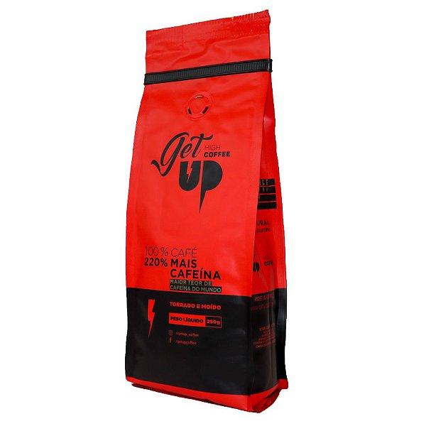 Get Up Coffee Torrado e Moído 250g
