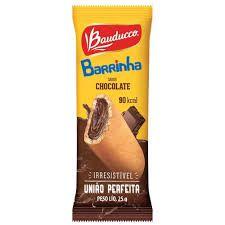 3 Barras Maxi Chocolate - Bauducco 25g cada