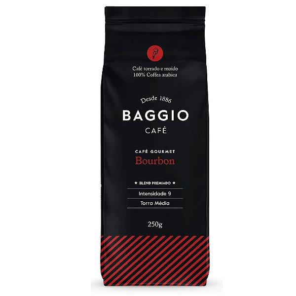 Café Baggio Bourbon moído 250g
