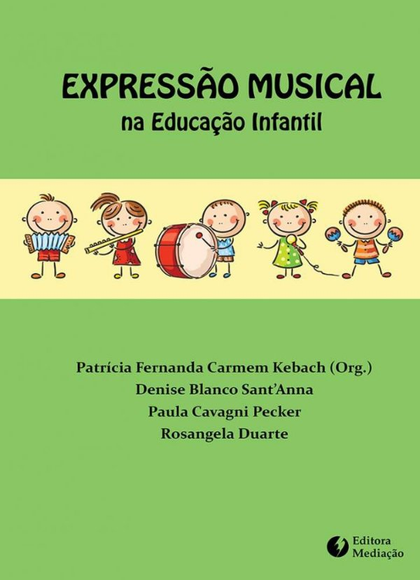 Expressão musical: na Educação Infantil