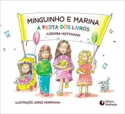 Minguinho e Marina: A Festa dos Livros
