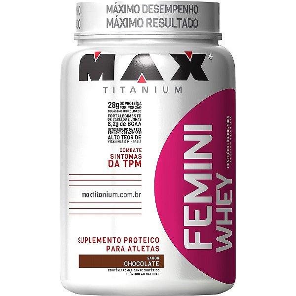 Femini Whey 900 G- Max Titanium