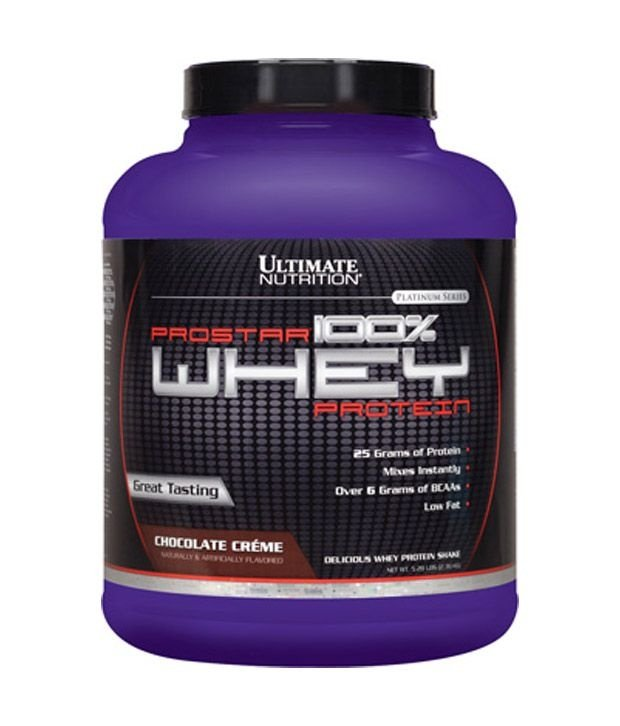 PROSTAR 100% WHEY 2,39KG ULTIMATE