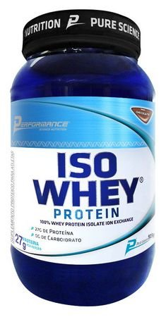 Iso Whey - 909g - Performance